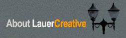 about lauer createive